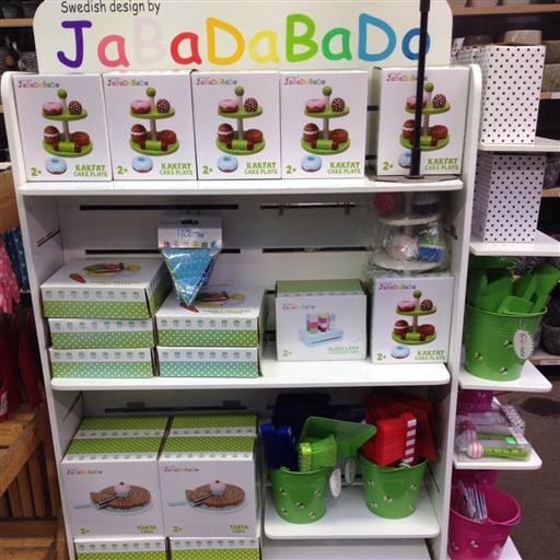 Barnartiklar från Jabadabado
