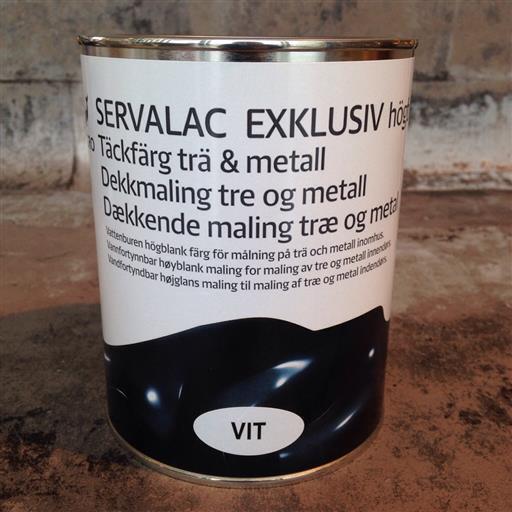 Alcro Servalac Exklusiv