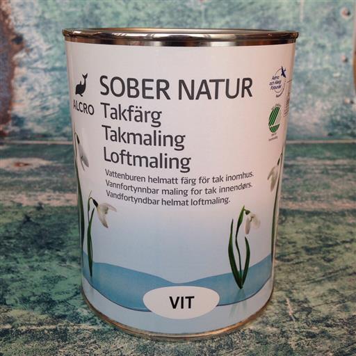 Alcro Sober Natur Takfärg