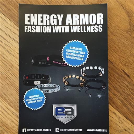 Jonarmband Energy Armor