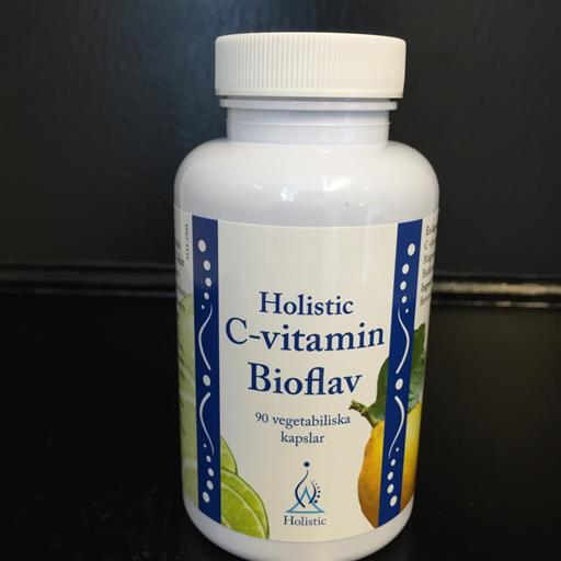 C-Vitamin Bioflav 500mg 90k Holistic