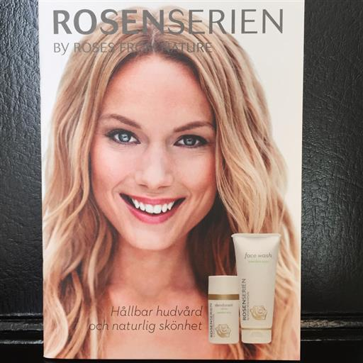 Rosenserien hudvård