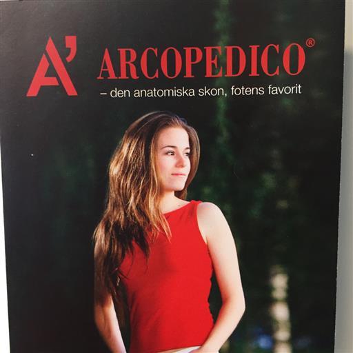 Arcopedico skor