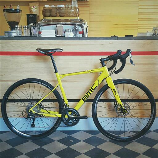 BMC Grandfondo GF02 disc Tiagra 2016 54cm