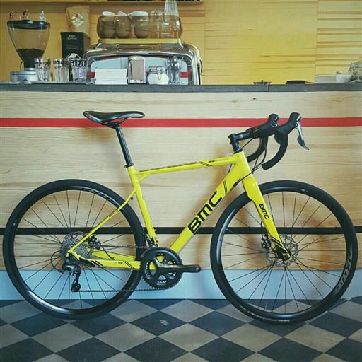 BMC Grandfondo GF02 disc Tiagra 2016 58cm
