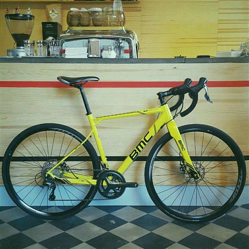 BMC Grandfondo GF02 disc Tiagra 2016 61cm