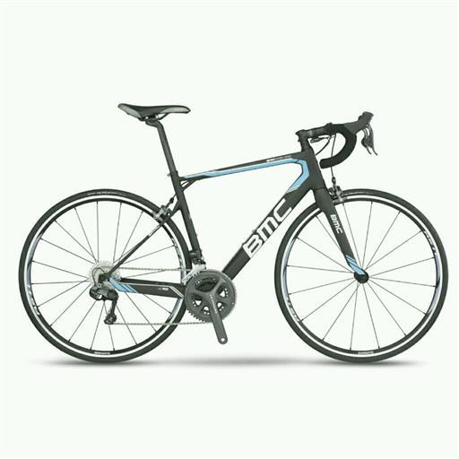 BMC Grandfondo GF02 Ultegra Di2 2016 58cm