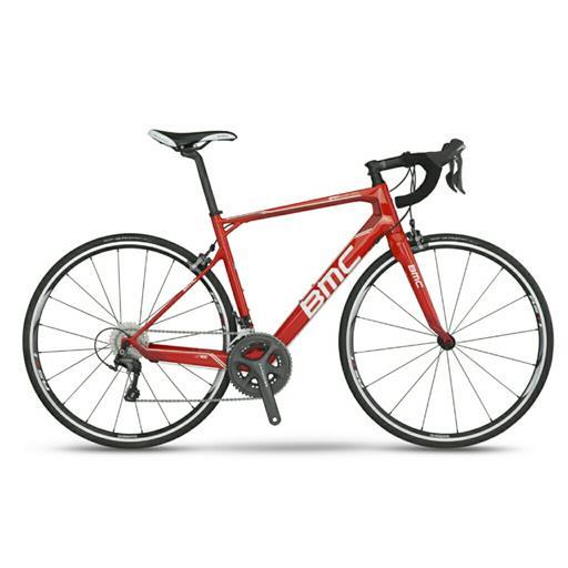 BMC Grandfondo GF02 Ultegra 2016 48cm