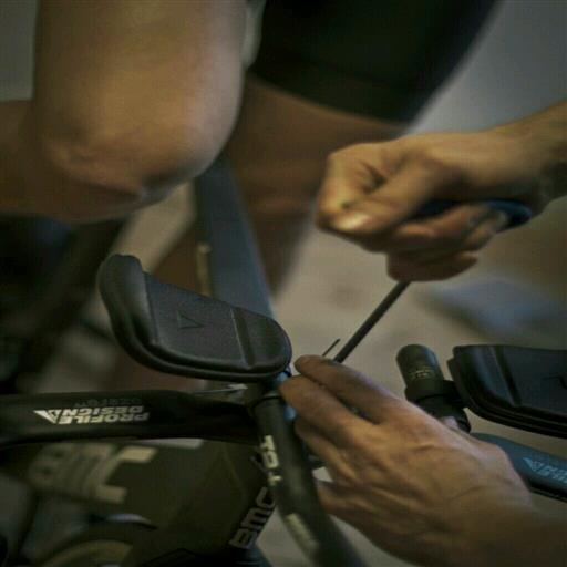Cykelservice Light service