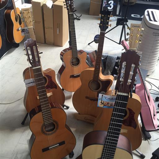 Cataluna gitarrpaket