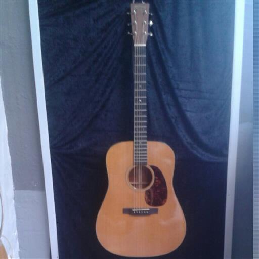 Gitarr Martin D18E Retro