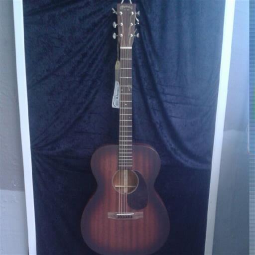 Gitarr 00015M Burst Martin