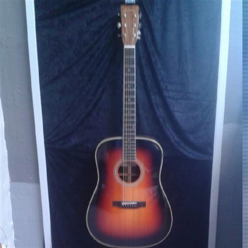 Gitarr Eastman 420B