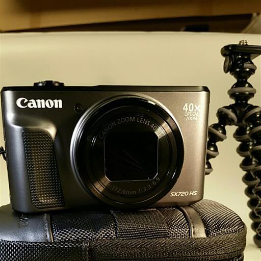 canon power shot sx720 hs