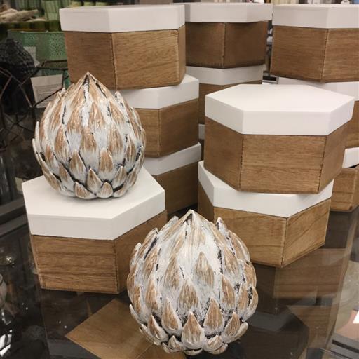 Kronärtskocka- dekoration