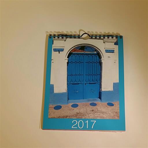 kalender med eget foto