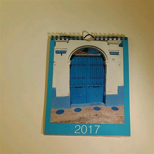 almanacka  med eget foto