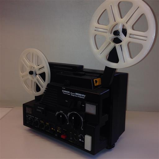 Super 8 projektor försäljning