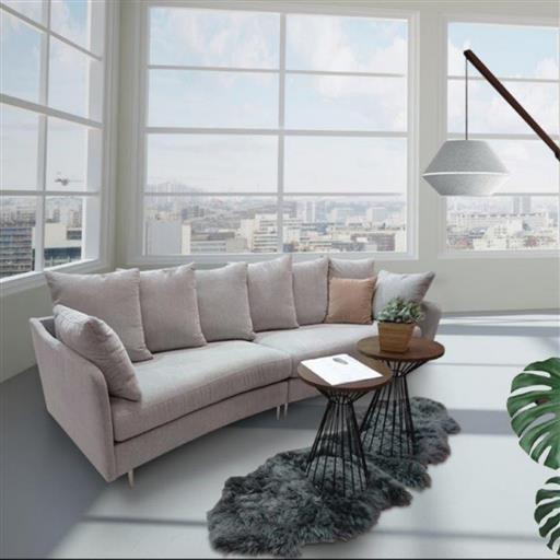 Svängd Gotland soffa