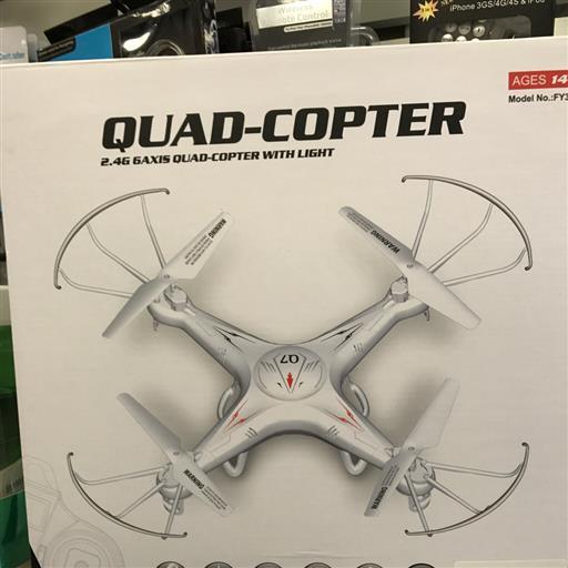 Drönare - quadkopter