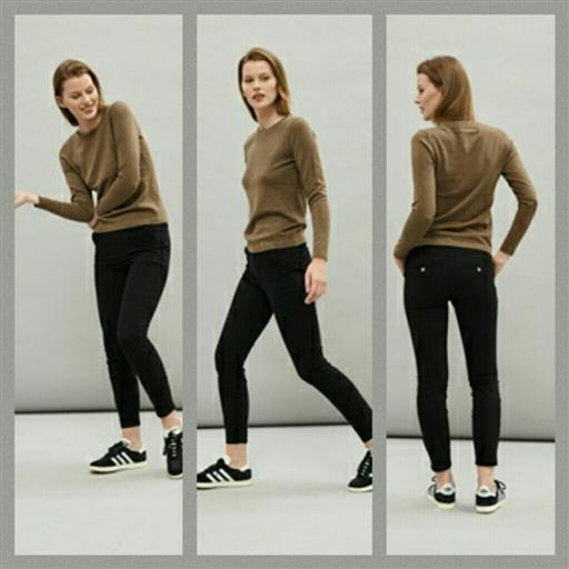 Jumper Brown Olive från Newhouse