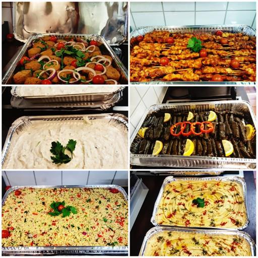 Vi kan orientalisk mat! Vi hjälper till att fixa er  mat till, fest, möten, middagar, personalfest m.m