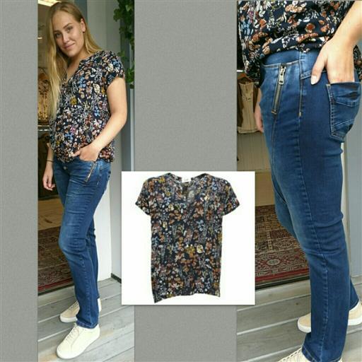Alba jeans från Isay