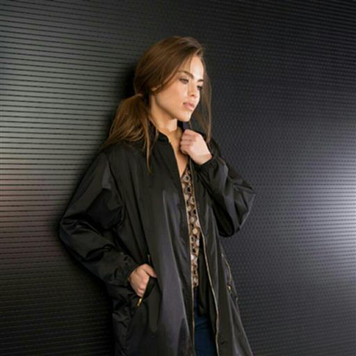 Rim Long jacket från Isay