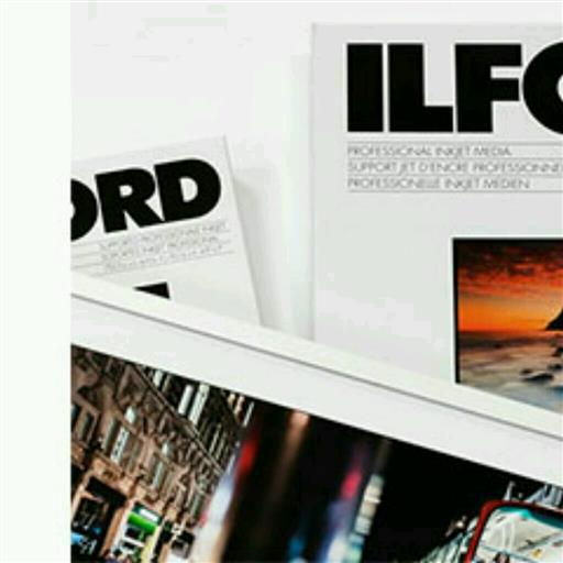 fotopapper Ilford studio satin 250 gsm