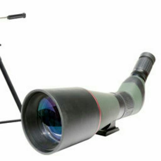 Tubkikare Focus spoting scope vision 20 - 60 / 80 mm inkl stativ