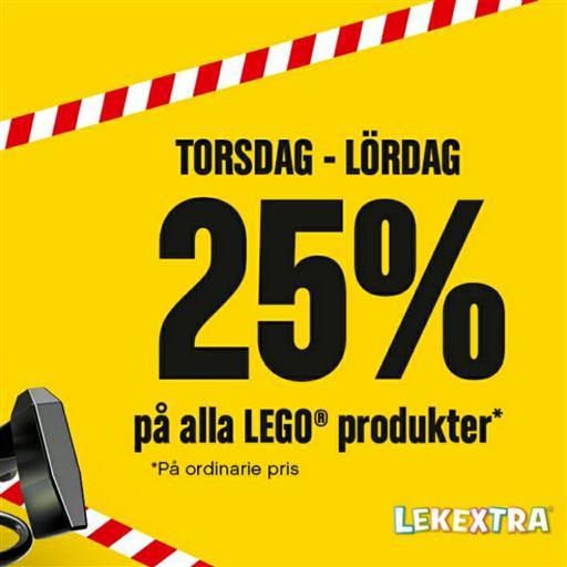Galna Lego-dagar i butiken!!