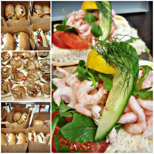 Vi erbjuder olika sorters smörgåsar till företags möten! Glutenfritt finns!