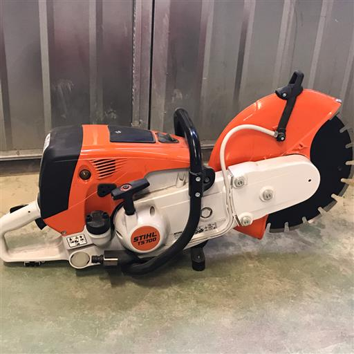 Stihl motorkap TS700