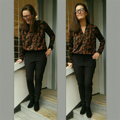 Dominiqa blus från Inwear