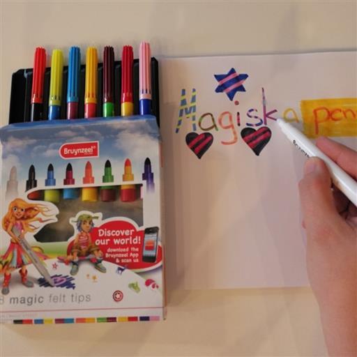 Bruynzeel Magiska pennor