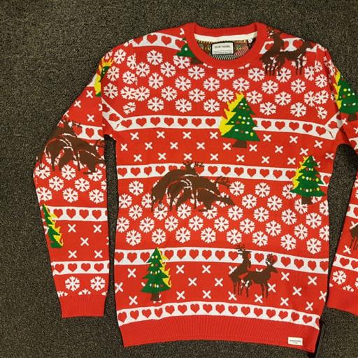 Tröjan för dig som vill ha en kul jul!