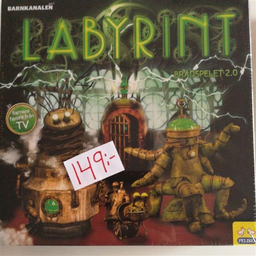 Labyrint Brädspel 2.0