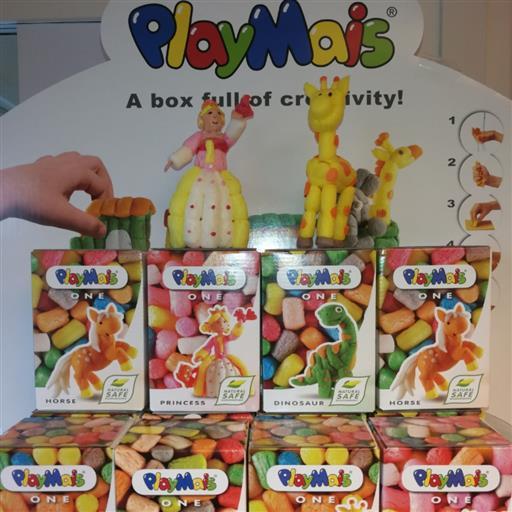 Julkalender lucka 14 är PlayMais