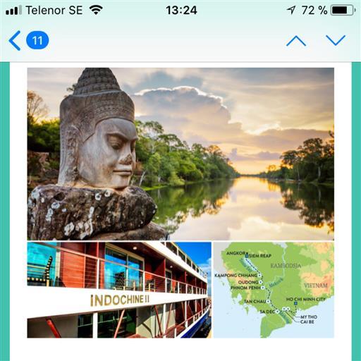 Vietnam & Kambodja