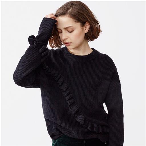 Sonja Frill Sweater från Twist & Tango