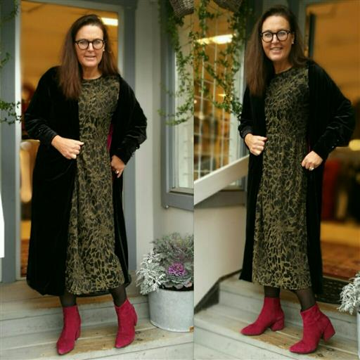 Irma knit dress från DenimHunter