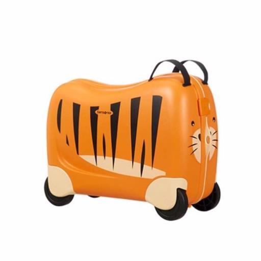 Kul resväska för de mindre!