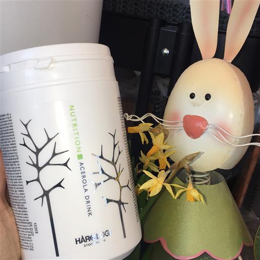 Aceroladryck- c- vitaminer