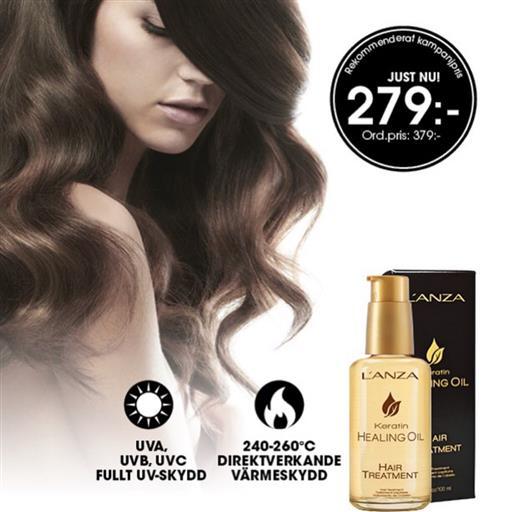 L'ANZA Healing Oil Hair Treatment