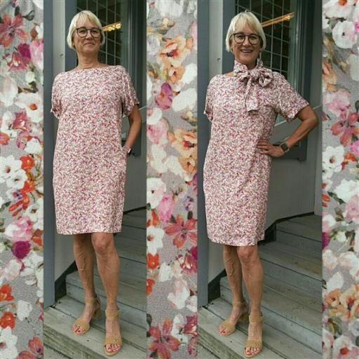 Rose dress från Newhouse