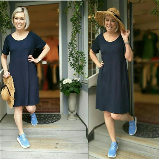 Bianca dress från Holebrook