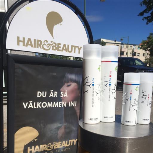 Sommarerbjudande shampo och balsam