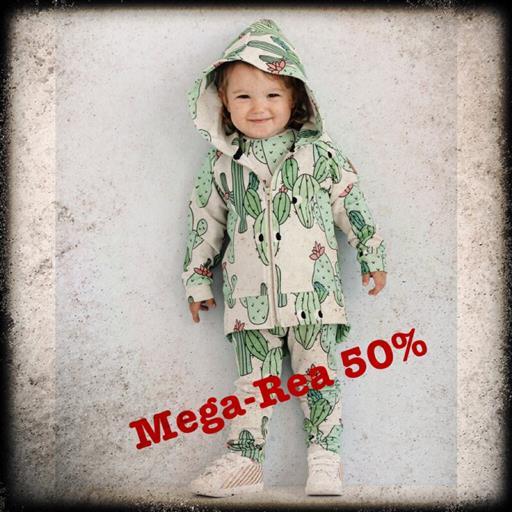 REA på Reko Barn 50%  start 24/6
