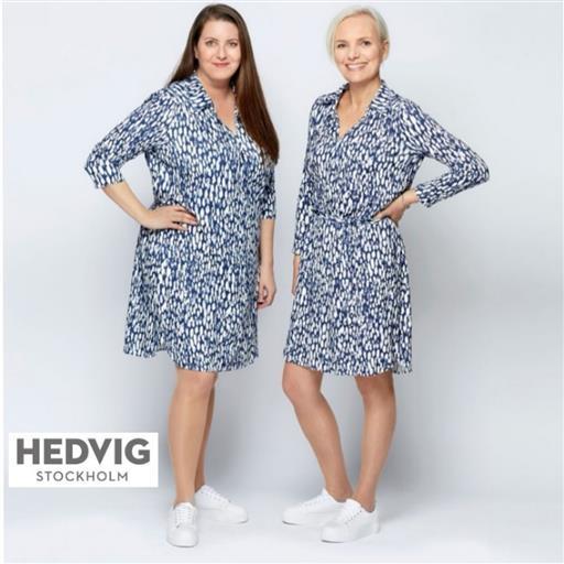 Klänningar från Stockholms klänningsfabrik Finess Kungälv