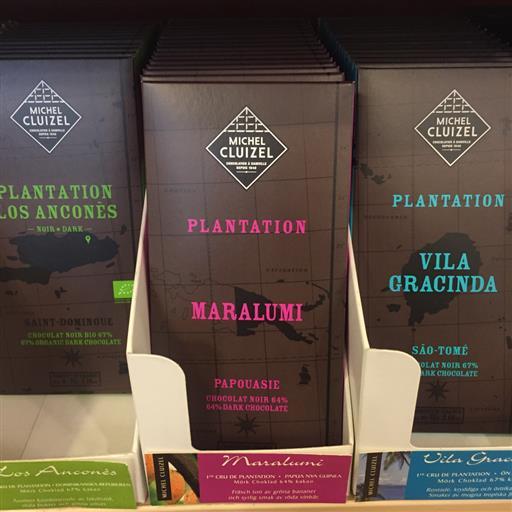 Fransk choklad